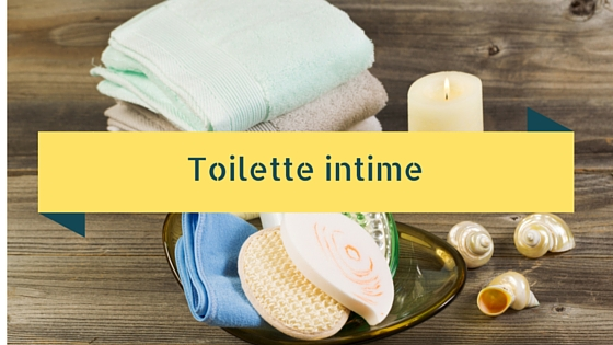 Toilette intime