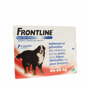 Frontline Spot On Chien 40 à 60 kg MERIAL