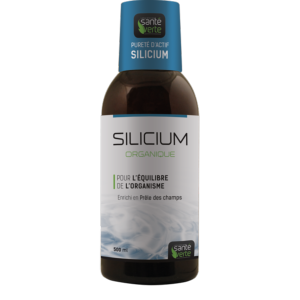 Silicium Organique SANTE VERTE - Flacon 500 ml