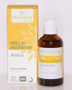 huile mac ration arnica bio pranarom 50 ml. Black Bedroom Furniture Sets. Home Design Ideas