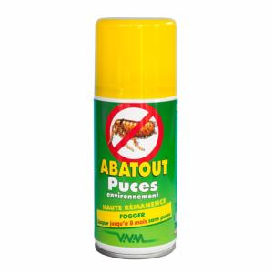 Anti Puces ABATOUT - Fogger 210 ml