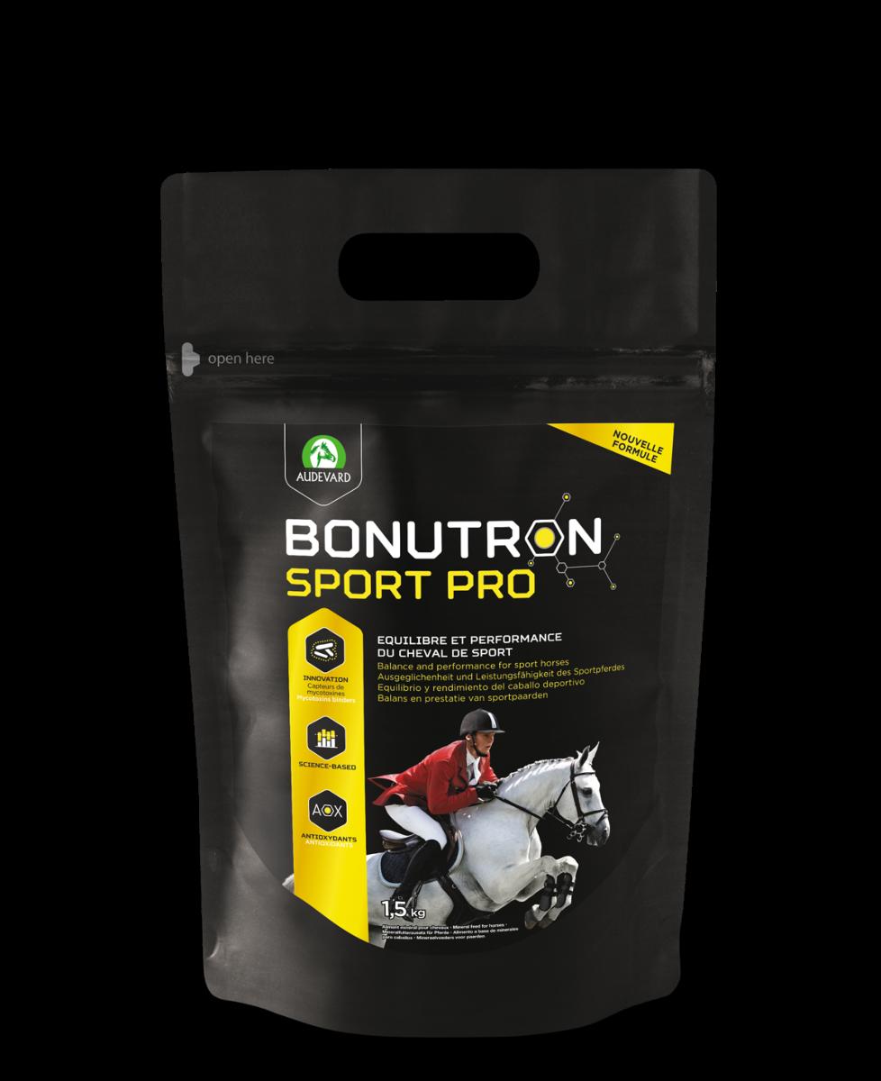 compl ment alimentaire chevaux bonutron sport pro produit audevard. Black Bedroom Furniture Sets. Home Design Ideas