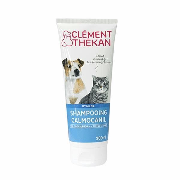 clement thekan shampoing anti d mangeaison calmocanil chien et chat en 200 ml huile de calendula. Black Bedroom Furniture Sets. Home Design Ideas
