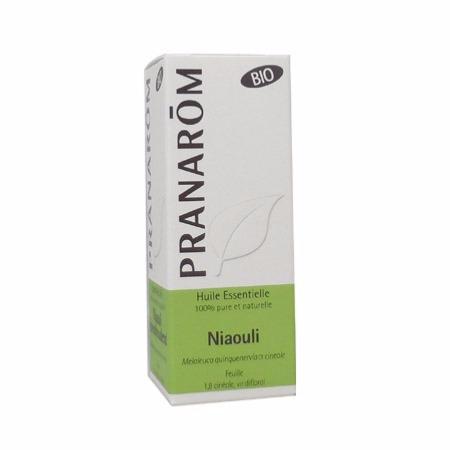 Pranarom Huile Essentielle Niaouli - 10 mL