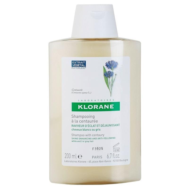 klorane shampooing raviveur d 39 clat et d jaunissant la. Black Bedroom Furniture Sets. Home Design Ideas