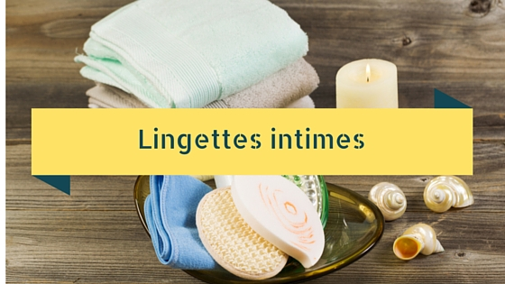 Lingettes intimes