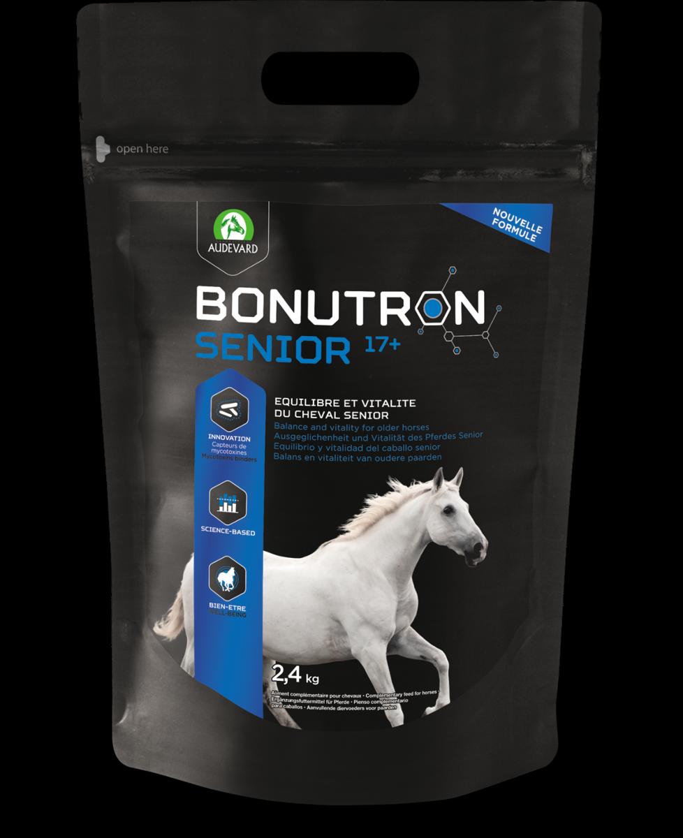 Compl ment alimentaire chevaux bonutron senior produit audevard for Produit pour cafard pharmacie