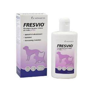 Fresvio Shampooing pH 6.5 Chien Chat NOVARTIS - Flacon 200 ml