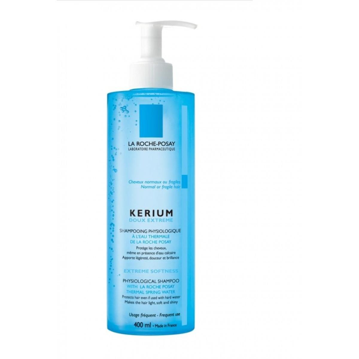 kerium shampooing doux extreme la roche posay. Black Bedroom Furniture Sets. Home Design Ideas