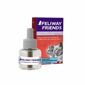 Feliway Friends Chat CEVA - Recharge de 30 jours 48 ml