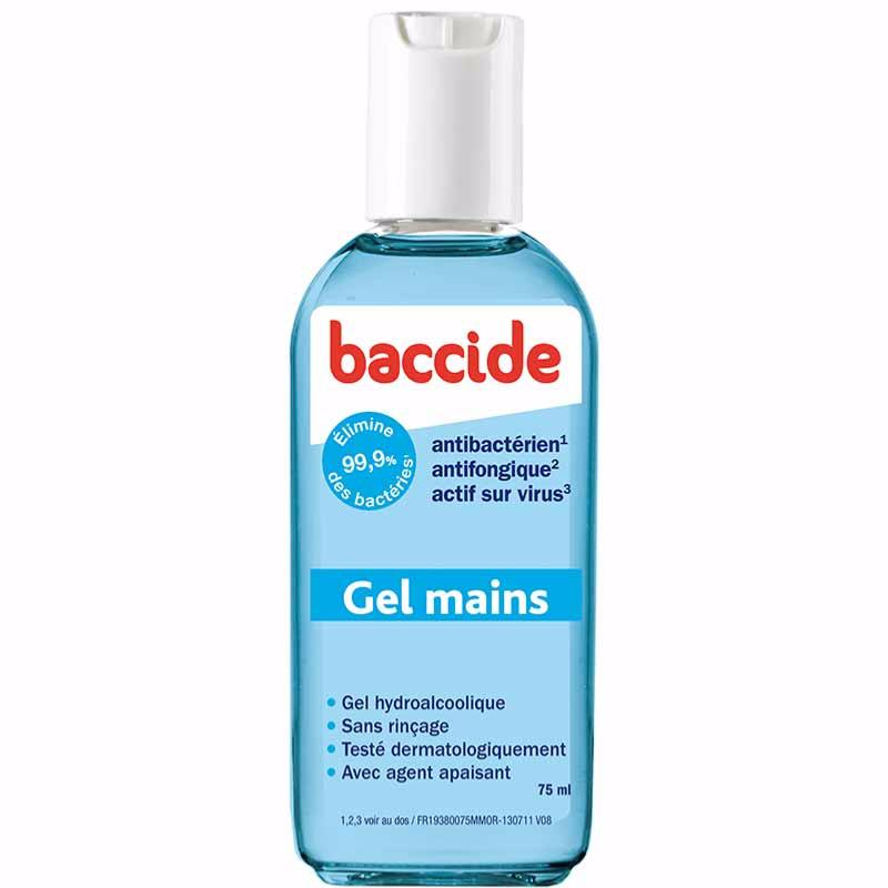 D sinfectants baccide gel hydroalcoolique mains cooper - Gel douche antifongique sans ordonnance ...