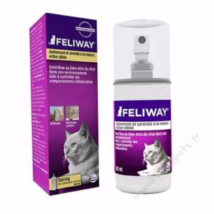 Feliway Chat CEVA - Spray 60 ml