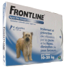 Frontline Spot On Chien 10 à 20 kg MERIAL
