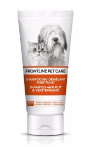 Frontline Pet Care Shampooing Demelant Fortifiant Chien Chat MERIAL - Flacon 200 ml