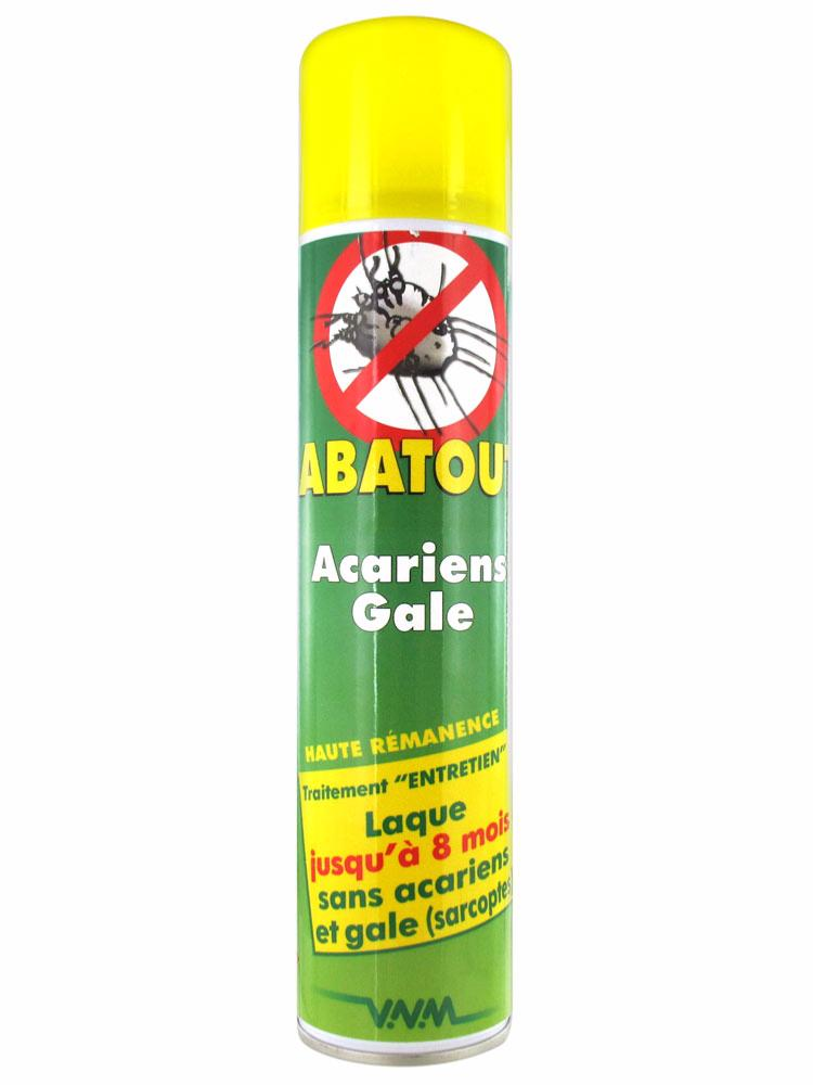 insecticide gale et anti acariens 300 ml abatout. Black Bedroom Furniture Sets. Home Design Ideas