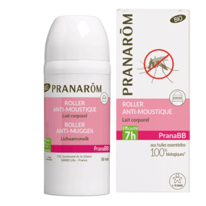 PranaBB Bio Roller Anti-Moustique PRANAROM - Flacon 10 ml