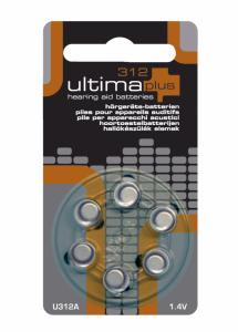 Pile auditive Ultima Plus 312