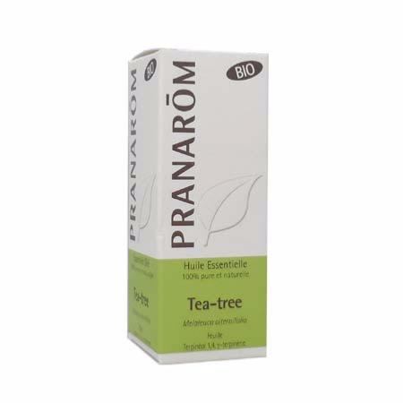 Huile essentielle tea tree pranarom 10 ml - Huile essentielle tee tree ...