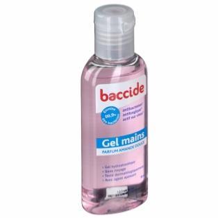 Baccide gel main amande douce