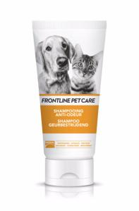 Frontline Pet Care Shampooing Anti-Odeur Chien Chat MERIAL - Flacon 200 ml