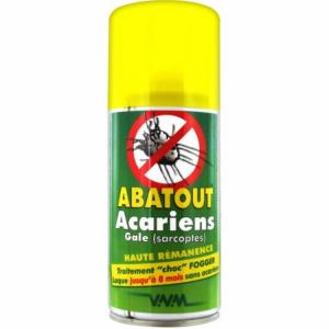 Anti Acariens ABATOUT - Fogger 150 ml