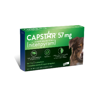 Capstar 57 mg - ELANCO