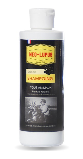Shampoing Lotion NEO LUPUS - Flacon 200 ml