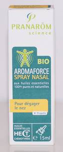 Aromaforce Spray Nasal Bio PRANAROM